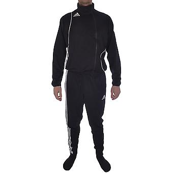 adidas Performance Mens Ser Overall Winter Training One Piece Suit - Black