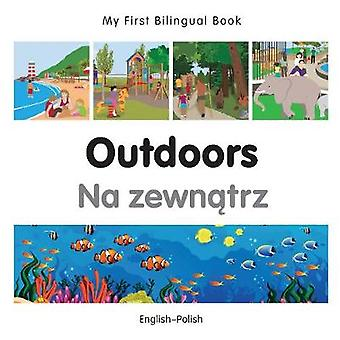 My First Bilingual Book  Outdoors EnglishPolish by Milet Publishing