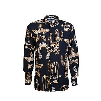 Versace Long Sleeve Shirt V300199 Vj02227