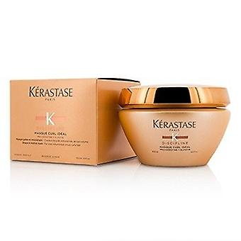 Kerastase Discipline Masque Curl Ideal Shape-in-motion Masque (para Cabello Curly Excesivamente Voluminoso) 200ml/6.8oz