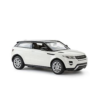 Licensed RC 1:14 Range Rover Evoque Remote Control Car Toy White