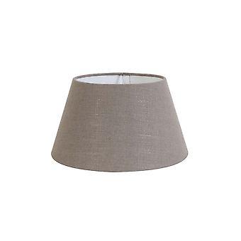 Ombre ronde légère et vivante 50x40x27cm Livigno Foie
