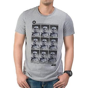 Star Wars Unisex Adults Trooper Year Book T-Shirt