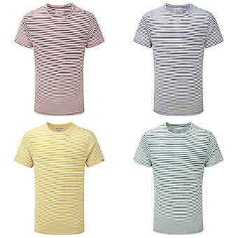 Craghoppers Mens Bernard Short Sleeve Stripe T-Shirt d'été