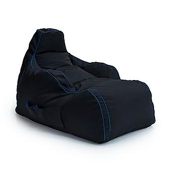 Soul Reaper Loft 25� 'Game Over' Gaming Lounger Arm Chair Bean Bag Large Gamer Seat PS4 Xbox