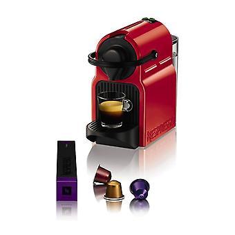Kapsel Kaffee Maschine Krups XN1005 verkürzte Nespresso 19 bar 0,7 L 1260W rot