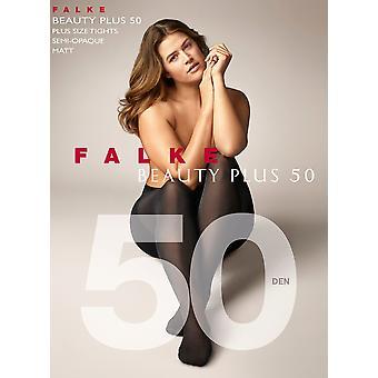 Falke Beauty Plus Size 50 Denier Opaque Tights