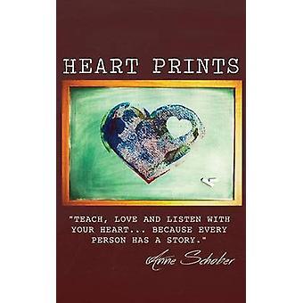 Heart Prints by Schober & Anne