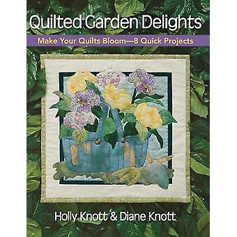 Quilted Garden DelightsPrint on Demand Edition by Knott & Holly