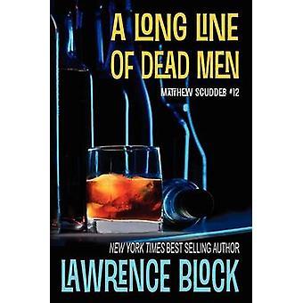 A Long Line of Dead Men by Block & Lawrence