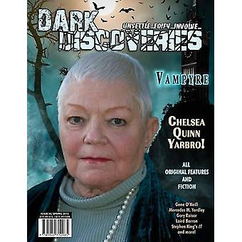 Dark Discoveries  Issue 34 by Yarbro & Chelsea Quinn