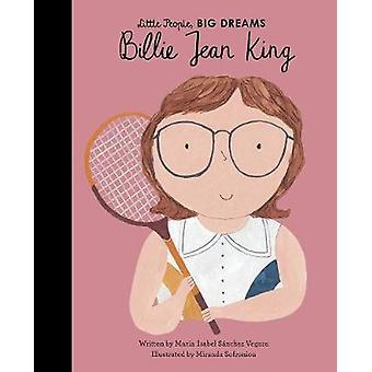 Billie Jean King door Maria Isabel Sanchez Vegara - 9780711246928 Boek