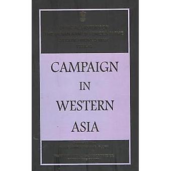 Campaign in Western Asia - 9788182746633 Book