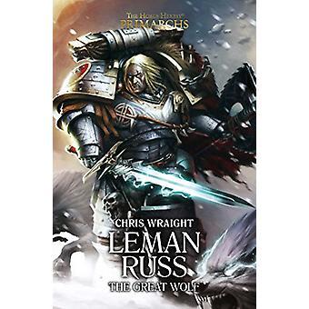 Leman Russ - der große Wolf von Chris Wraight - 9781784964498 Buch