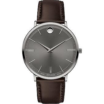 Movado - Wristwatch - Unisex - 0607377 - Ultra Slim -
