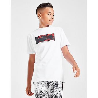 New Supply & Demand Kids' Venom Box T-Shirt White