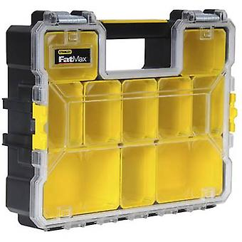 Stanley by Black & Decker Assortment case (L x W x H) 44.6 x 11.6 x 35.7 cm No. of compartments: 10 1 pc(s)