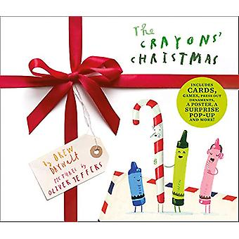 The Crayons' Christmas by Drew Daywalt - 9780008180362 Book