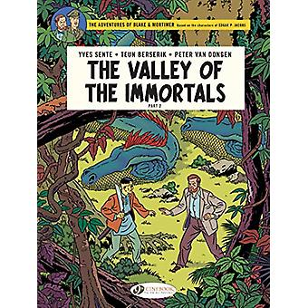 Blake & Mortimer Vol. 26 - The Valley of the Immortals Part 2 - Th