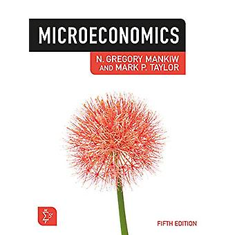 Microeconomics by Gregory N. Mankiw - 9781473768550 Book