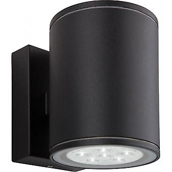 Wall Light 2 Bulbs Vegas, Black