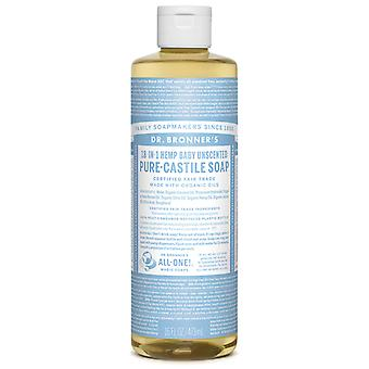 Dr Bronner's Non-Perfumed Liquid Soap