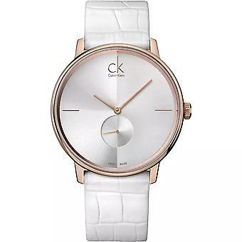 Calvin Klein K2Y216K6 Accent Rose Unisex Watch