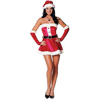 Women Sweetie Santa Costume