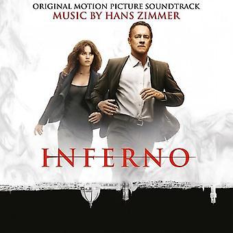 Hans Zimmer - Inferno [Vinyl] USA import