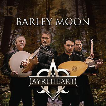Byrd, William / Ayreheart - Barley Moon [CD] USA import