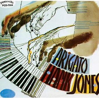 Hank Jones - Arigato [CD] USA import
