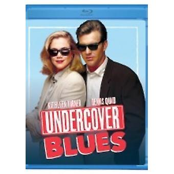 Undercover Blues [Blu-ray] USA import