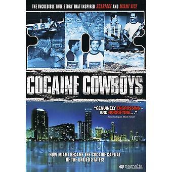 Cocaine Cowboys [DVD] USA import