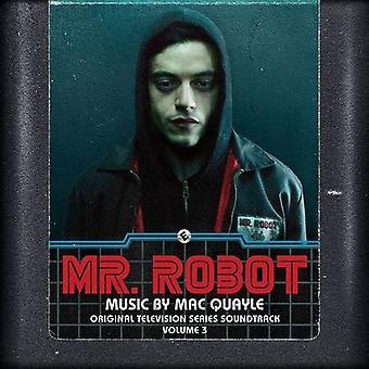 Mac Quayle - Mr Robot 3 - O.S.T. [Vinyl] USA import