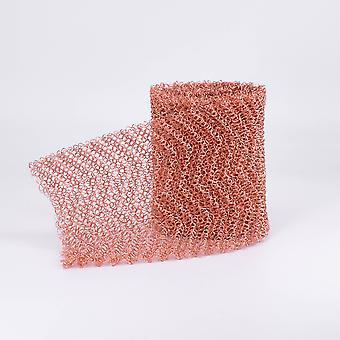純粋な銅メッシュ織りフィルター衛生食品グレード の蒸留ムーンシャインホームブリュービール