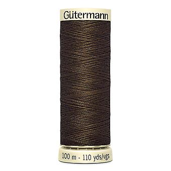 Gutermann Sew-all 100% Polyester Thread 100m Hand and Machine Colour Code  - 816