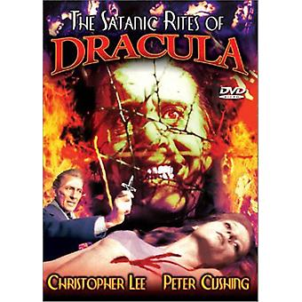 Satanic Rites of Dracula [DVD] USA import