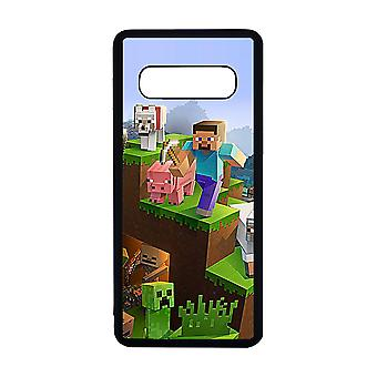 Minecraft Samsung Galaxy S10 Shell
