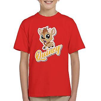 Littlest Pet Shop Quincy Kid's T-Shirt