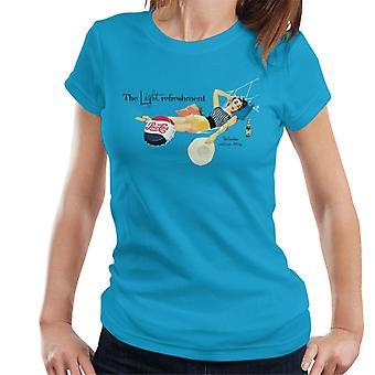 Pepsi Cola The Light Refreshment Women's T-Shirt