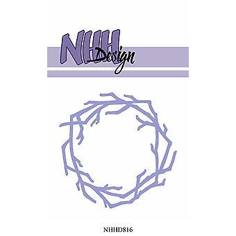 NHH Design Wreath 1 Dies