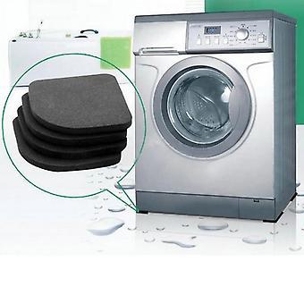 Almofadas de choque anti vibração para máquina de lavar - tapetes antislip para geladeira