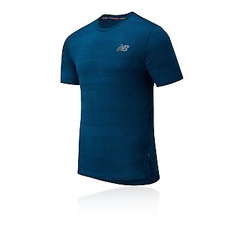 Ny balance Q Speed Fuel Jacquard T-shirt - AW20