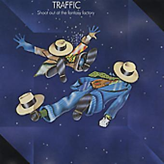 Trafic - fusillade à l'usine de Fantasy [CD] USA import