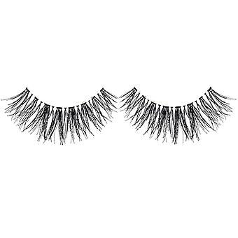 Bliss False Eyelashes - #23 / Black - Elegant 3D Effect Luscious Lashes