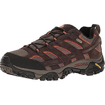 Merrell Men's Moab 2 Nepremokavé pešia turistika topánky