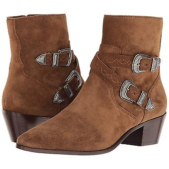 Frye Womens Ellen Leather Pointed Toe Ankle Fashion Boots