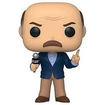 Spider-Man Far From Home J. Jonah Jameson US Exclusive Pop