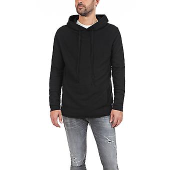 Replay Men's T-Shirt Long-Sleeved With Hood