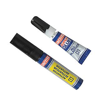 Loctite All Plastics Superglue 2g/4ml LOCSUPPL